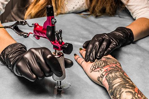 Curso homologado de tatuaje ficha
