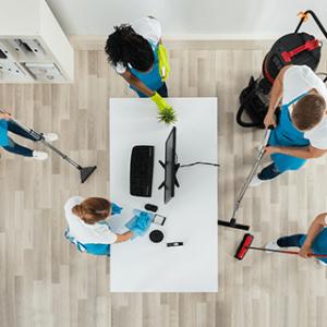 Evaluación del sistem de limpieza y desinfección