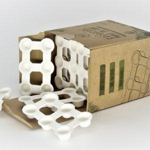 caps biodegradables